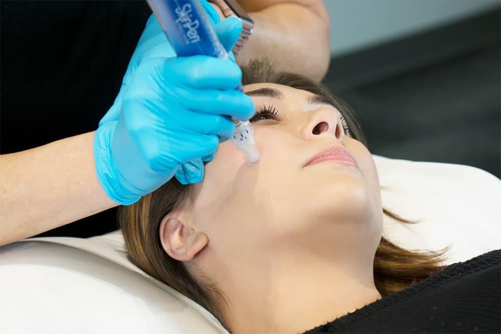 Laser Toe Fungus Treatment